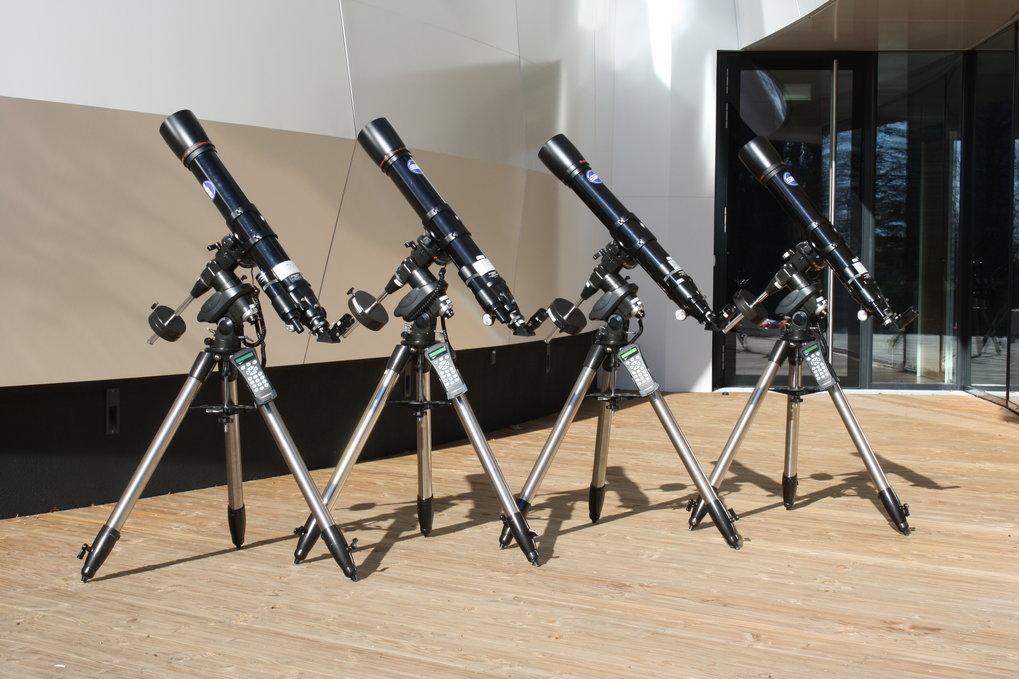 Teleskop express ts optics mm f ritchey chrétien rc